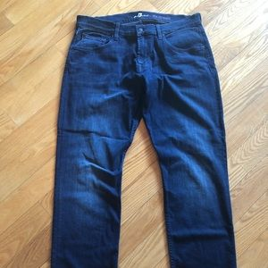 7 for all man kind MEN jeans NWT